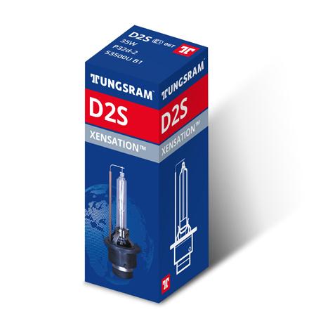 Xenonlampa D2S Tungsram
