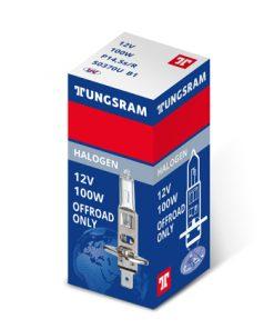 Halogen H1 100W 12V Tungsram Rally