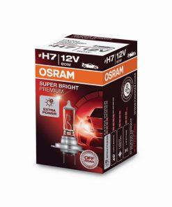 H7 Lampa 80 watt