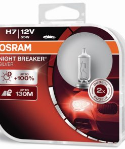 H7 lampor Night breaker