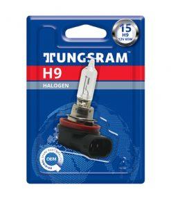 Halogen H9 12V Tungsram