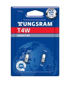 Glödlampa T4W 12V tungsram