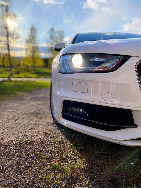 Bi xenon strålkastare Audi D3S